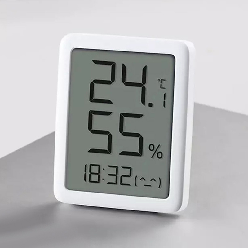 MHO-C601 Thermometer and Hygrometer LCD Edition