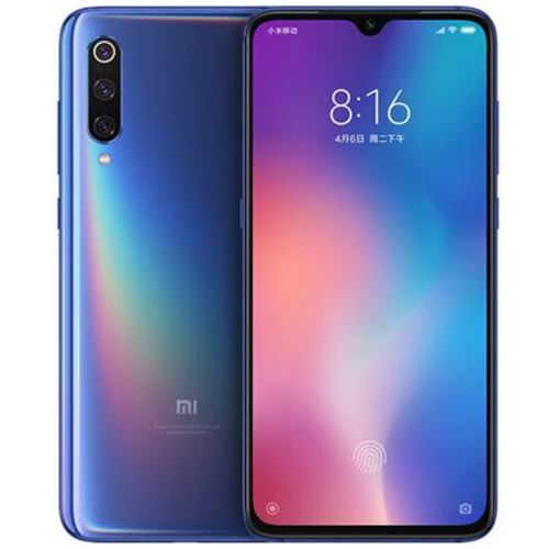 Xiaomi Mi 9 Blue Cell phones Sale, Price & Reviews | Gearbest
