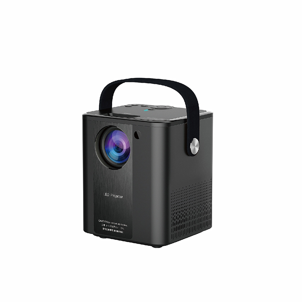 Bilikay C500 Projector Wireless Portable Mobile HD Outdoor Handed Children Projector 800 x 480P Support 1080P