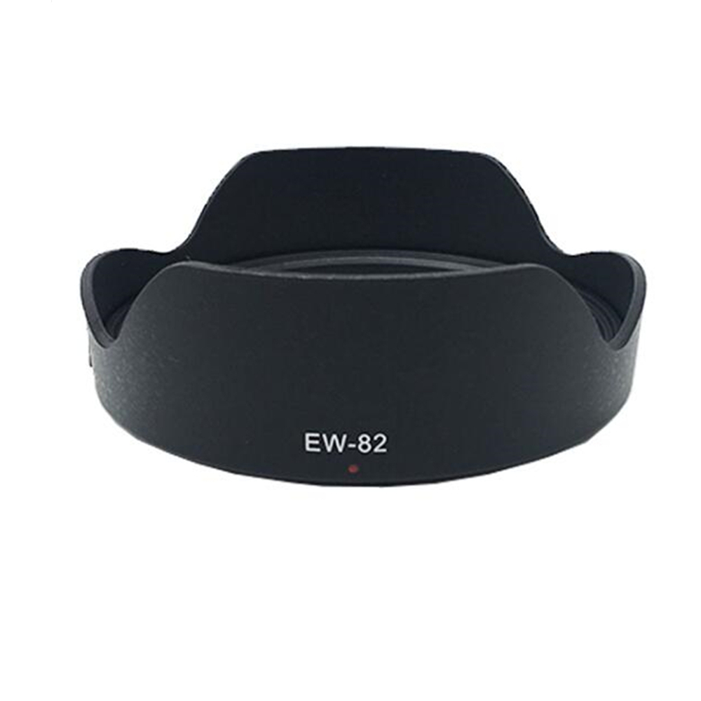 Lens Hood for Canon , EW-82 Quality Portable Plastic Camera Lens Hood Shade for Canon 16-35mm F4L is USM