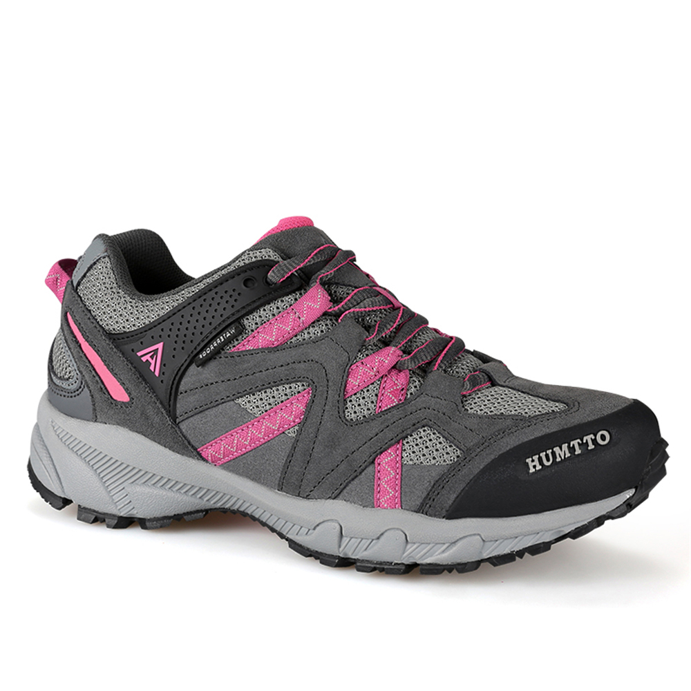 HUMTTO Outdoor Trekking Shoes Women's Climbing Walking Shoes Sneakers Sale,  Price & Reviews | Gearbest