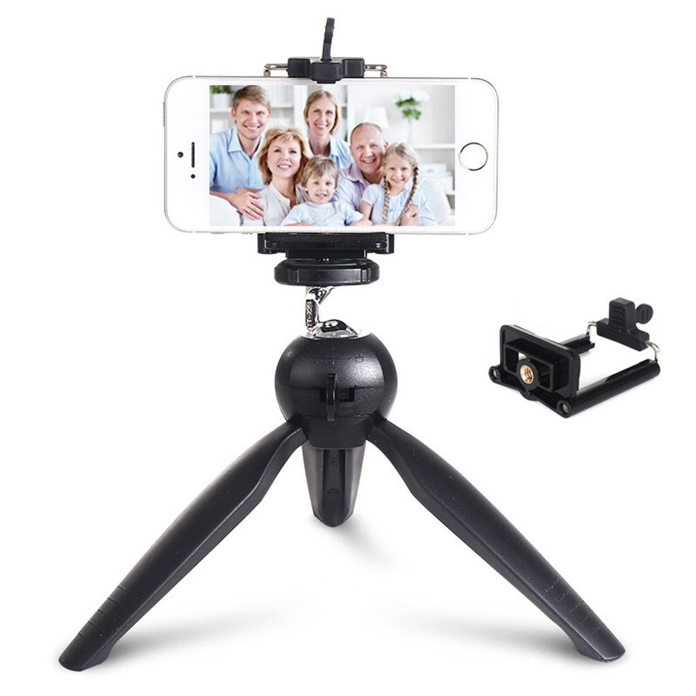 For DSLR Camera Camcorder Video Phone Table Top Monopod Stand Tripod Mount