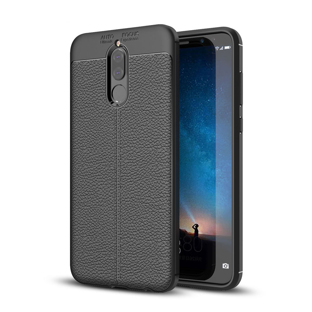 Comfortable Easy to Carry. No Retail Package,Simple Anti-Gravity Dropproof Protective case 50 PCS Non-Full Matte Frosted Tempered Glass Film for Huawei Mate 30 Lite