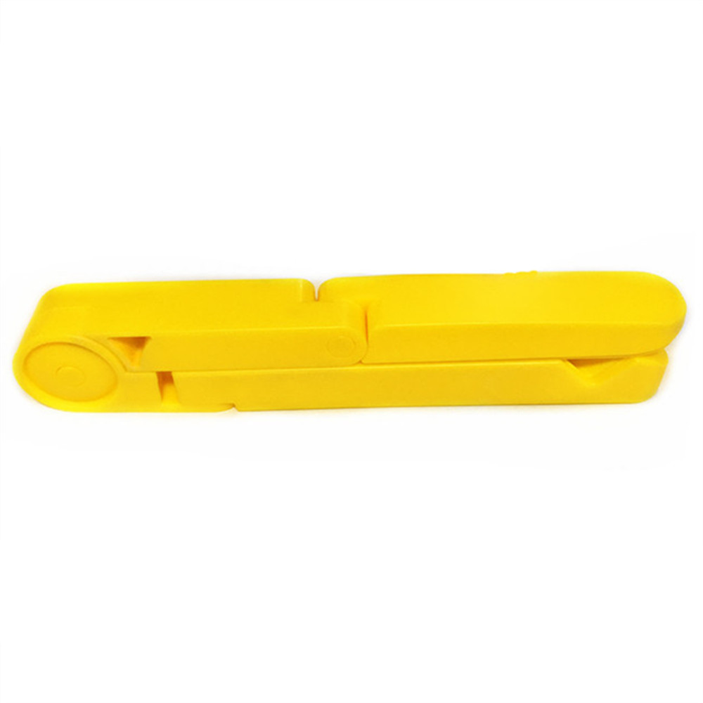 Hot Sale Portable Rotating Folding Tablet Stand Holder Universal Tripod Lazy Support Phone Bracket iPad - YELLOW