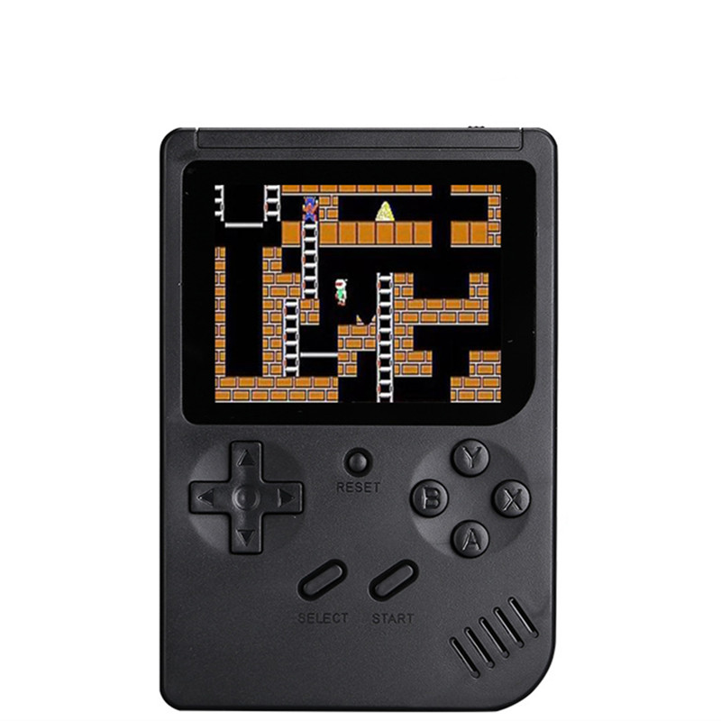 Kids Retro Portable Square Handheld Console Classic Toy For Tetris Game UK Stock