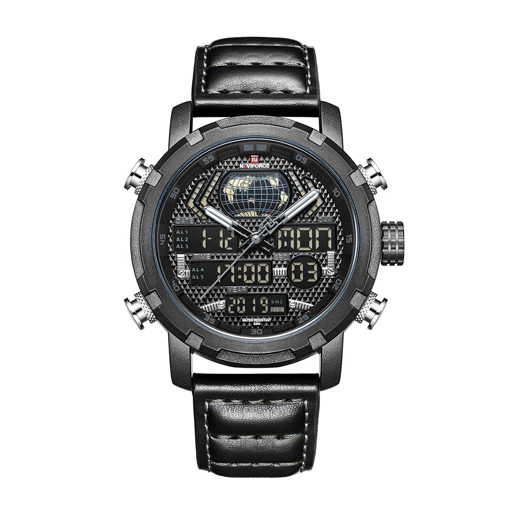 9160Men's Sports Dual Display Movement Multifunctional Watch Sale, Price & Reviews | Gearbest