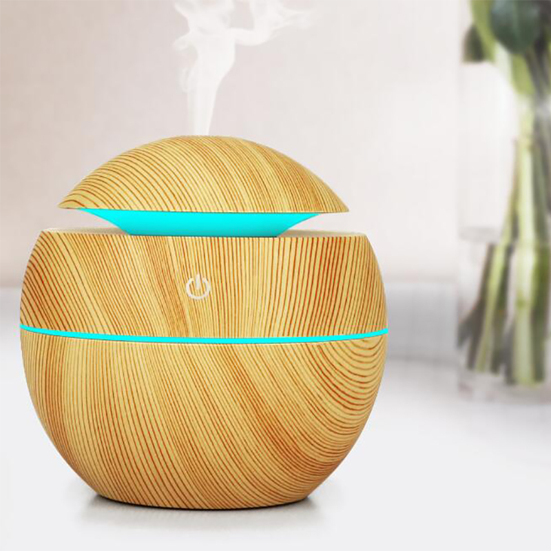 Ultrasonic Humidifier USB Cool Mist Essential Oil Aromatherapy Diffuser