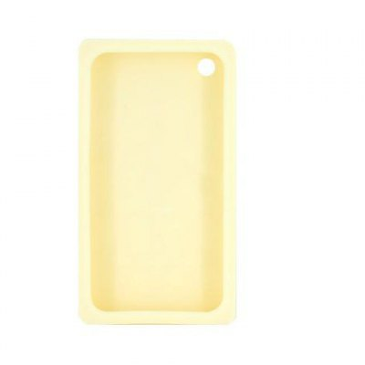 Soft Silicone Cover/ Skin Case with Screen Guard for iPhone