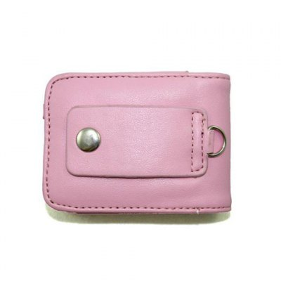Wallet Leather Case Cover for iPod Nano 3rd Generation