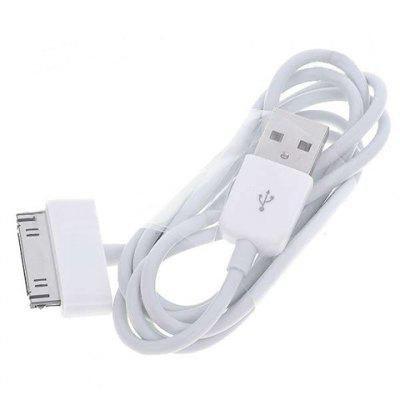 1M Popular Style 30 Pin USB Data Cable for iPhone 4S / 4 / 3G / 3GS , iPod