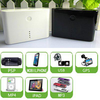 Refurbished Hot Sale 12000mAh Mobile Power Bank External Backup Battery