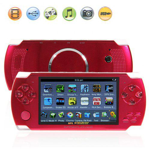 jeux mp4 mp5 game player