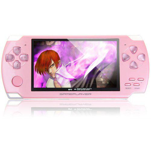 Portable 4 3 inch TFT 4GB MP5 Player Game Console FM Radio with TV - OUT  and 3 0MP Camera