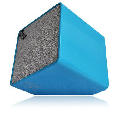 Ipega PG-IH099 Portable USB Rechargeable Bluetooth Speaker for iPad / iPhone / iPod - Blue