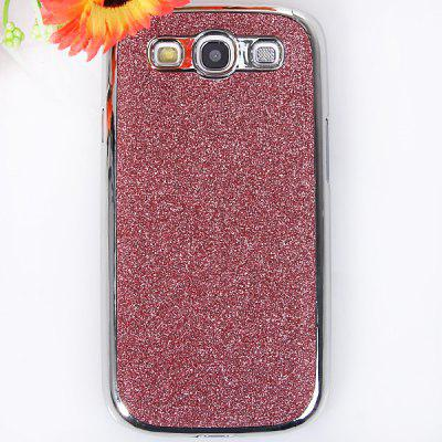 Shining Bright Glitter Powder Style Plastic Cover Case for Samsung Galaxy S3 i9300