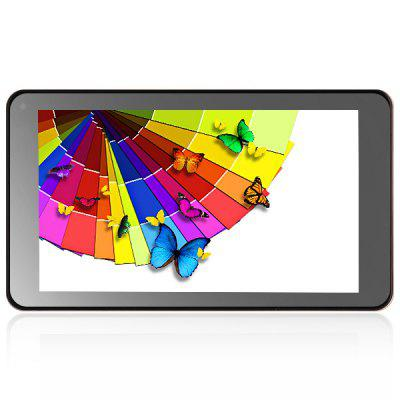 IPPO U7PRO 7 inch Tablet PC with Android 4.2 VIA WM8880 1.5GHz 4GB - Silver Image