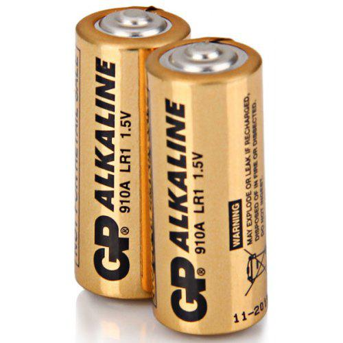 GP Super Power 910A LR1 Size N 1.5V Alkaline Battery 2Pcs / Pack