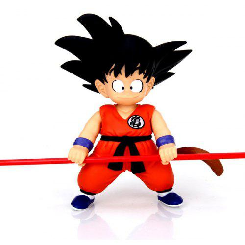 Dragon Ball Action Figure One Piece Anime Figure Battle Toys Slime Stickers Baby Toys Toys For Children Gift Puzzle Girls Boys Action & Toy Figures
