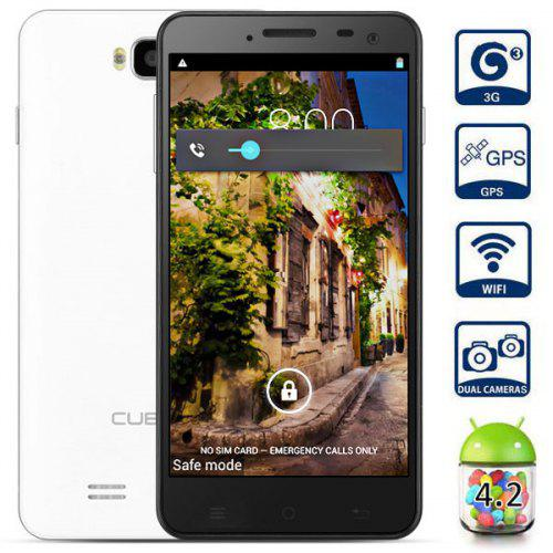 Cubot T9 3G GPS Smartphone MTK6589T Android 4 2 Dual Core 5 0 inch IPS FHD