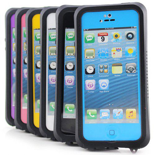 Ipega PG - I5056 Cool Style Protective Waterproof Plastic Case for iPhone 5 / 5C / 5S ( 1PC ) - $2.48 Free Shipping|Gearbest.com