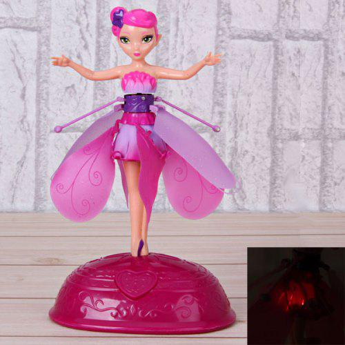 Bn972 Magic Flutterbye Flying Fairy Doll Toy With Music And Lighting