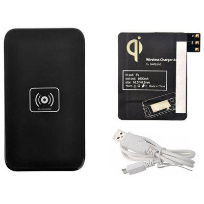 Refurbished X5 QI Wireless Charging Mat with Receiver