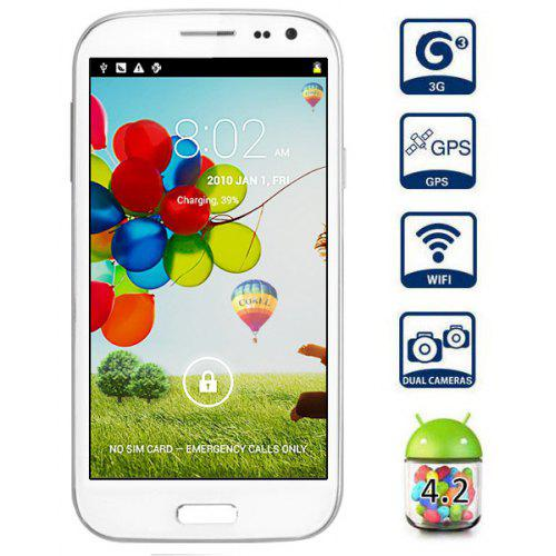 Star S9500 Android 4 2 5 0 inch 3G Phablet MT6582 Cortex - A7 Quad Core  1 2GHz 1GB RAM 4GB ROM