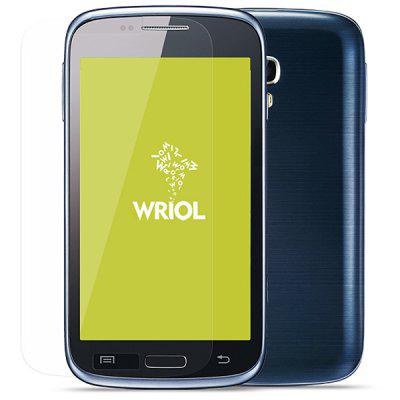 Wriol M Series Anti-fingerprint Dull Polish Design Screen Protector Film for Samsung Galaxy Grand DUOS i8262D