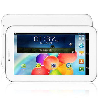 7 inch M9 Android 4.2 GSM Phablet MTK8312 Cortex A9 Dual Core 1.2GHz WVGA Screen 4GB ROM Bluetooth Dual Cameras GPS