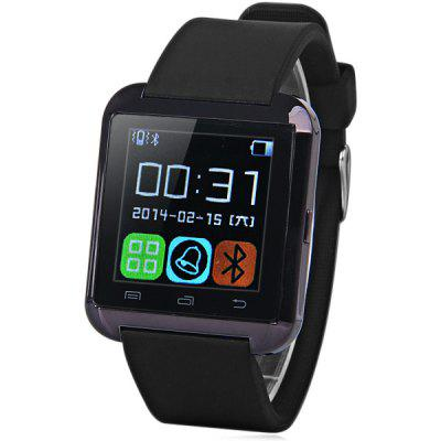 Refurbished U Watch U8 Smartwatch Bluetooth Watch Answer and Dial the Phone Passometer Altitude Meter Burglar Alarm