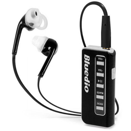 Bluedio I5 Soulmate Bluetooth V3 0 Headset Multimedia Stereo Headphone  Support Wireless Music and Talk