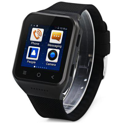 Refurbished ZGPAX S8 3G Android 4.4 with 1.54 inch Touch Screen Smart Watch Phone MTK6572 Dual Core 1.0GHz MP3 WiFi Bluetooth GPS