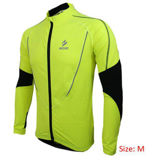 ec36096db Arsuxeo 130021 Breathable Men Cycling Jersey Long Sleeve Bike Bicycle  Outdoor Sports Running Clothes