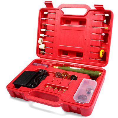 WLXY WL  -  800 Hand Drill Electric Grinding Micro Tool Suit