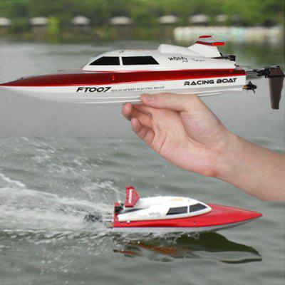 Fei Lun FT007 2.4G RC Racing Boat with Large Torsion Propeller
