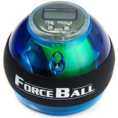 SPT  -  ALC Colorful LED Force Ball Wrist Arm Strengthener with Counter