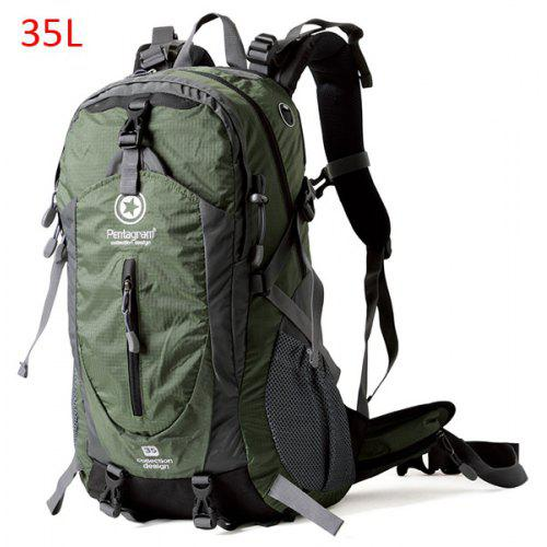 Multifunctional Pentagram Backpack 35L Outdoor Cycling Camping Hiking  Waterproof Mountaineering Bags -  50.75 Free Shipping GearBest.com a46f871c04