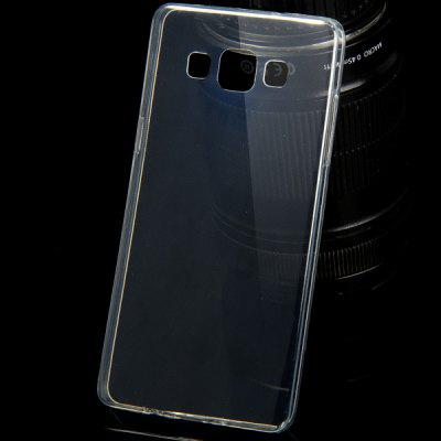 TPU Material Ultrathin Transparent Phone Back Cover Case for Samsung Galaxy A5 A5000