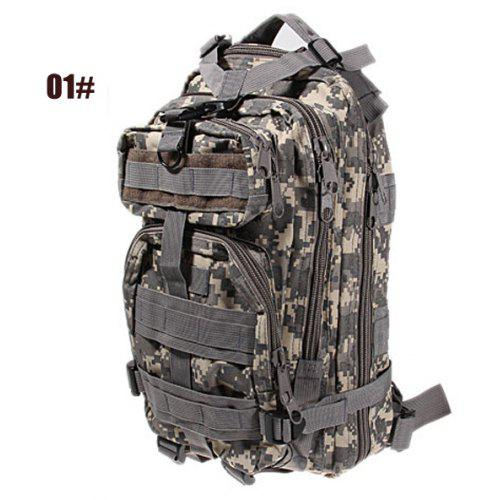 fb1a606e8ccf Multi - function Combination Outdoor Camouflage Tactical Backpack Cycling  Knapsack