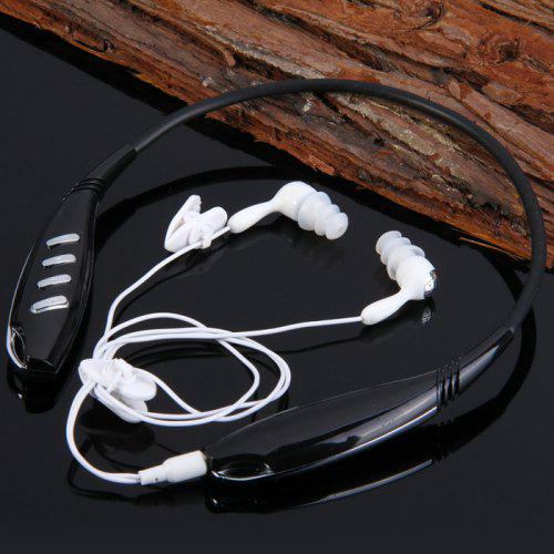 Waterproof IPX8 Sports MP3 Headphone Stereo Earphone with Neckband Style Support FM Fits for Swimming - $23.46 Free Shipping|Gearbest.com