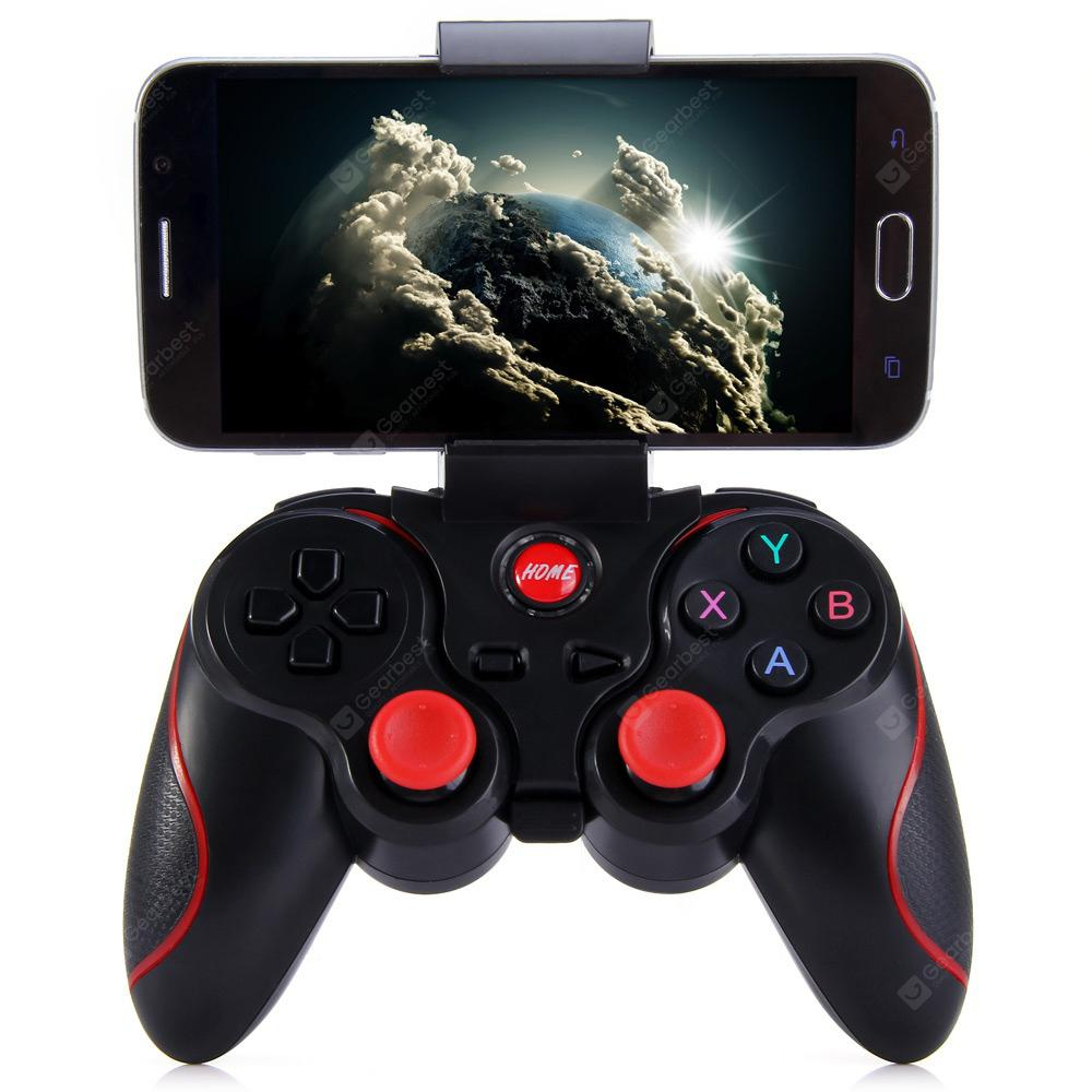 T3 Wireless Bluetooth 3 0 Gamepad Gaming Controller for Android Smartphone