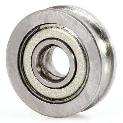 U604ZZ U-groove Guide Wheel Roller Bearing