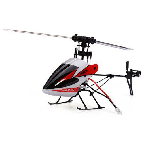 HISKY HFP100 FBL90 2 4GHz 4CH 3 Axis Gyro Flybarless RC Helicopter BNF
