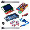 8 in 1 3D Printer Controller Set