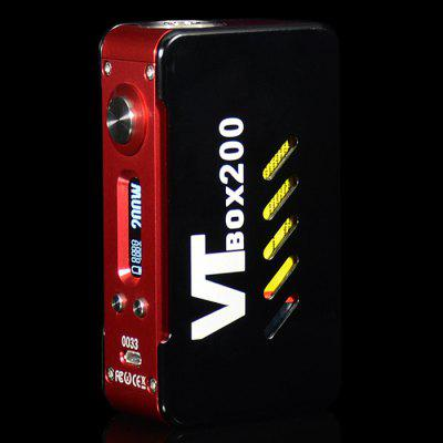 Refurbished Original VapeCige VTBox200 200W TC VV / VW Mod