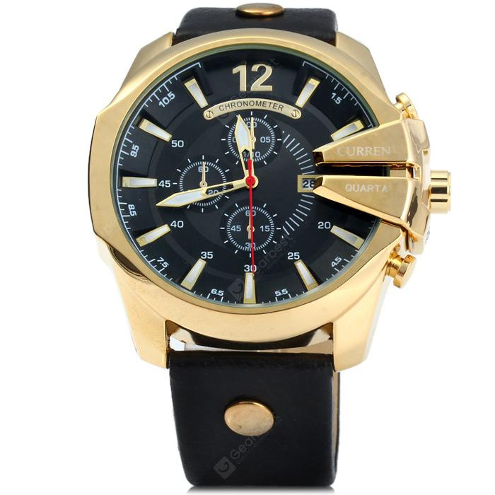 Curren 8176 Men Quartz Watch