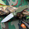 Buy ARMY GREEN, Outdoors & Sports, Knives / Tools, Pocket Knives and Folding Knives for $15.22 in GearBest store