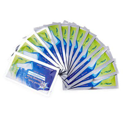 Advanced Teeth Whitening Strip Kit