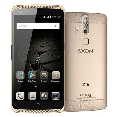 ZTE renovate Axon Elite 4G International Edition phablet