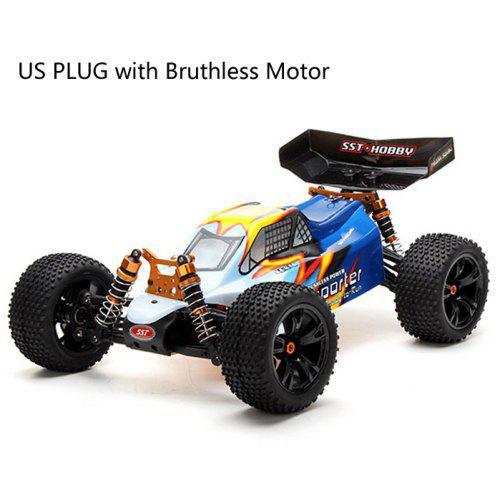 SST 1937RTR 1 / 10 Scale 4-wheel Drive RC Buggy with 3300KV Brushless Motor